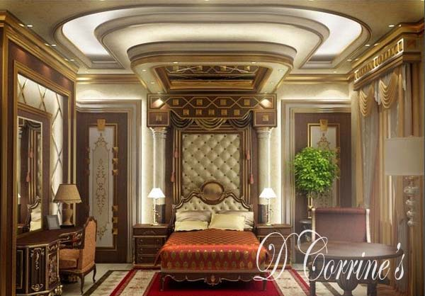 Classical Luxury Bedroom