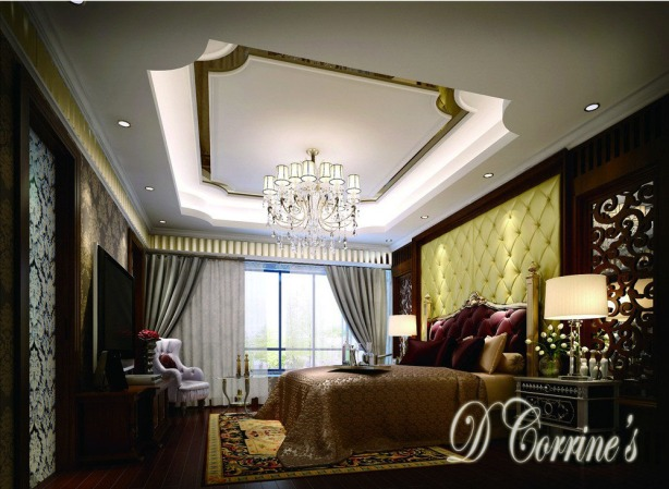 The corrine architecture think more design more for European bedroom ideas